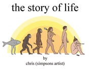 Image of The Story of Life - Hardback book - signed or signed and personalised