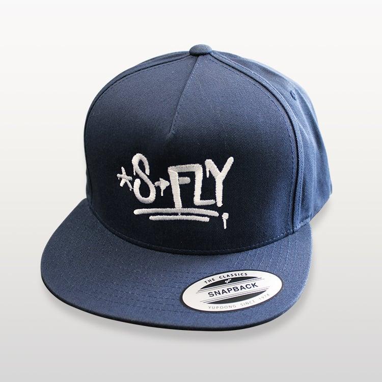 Image of S-FLY GHEDDO SNAPBAG NAVYBLUE