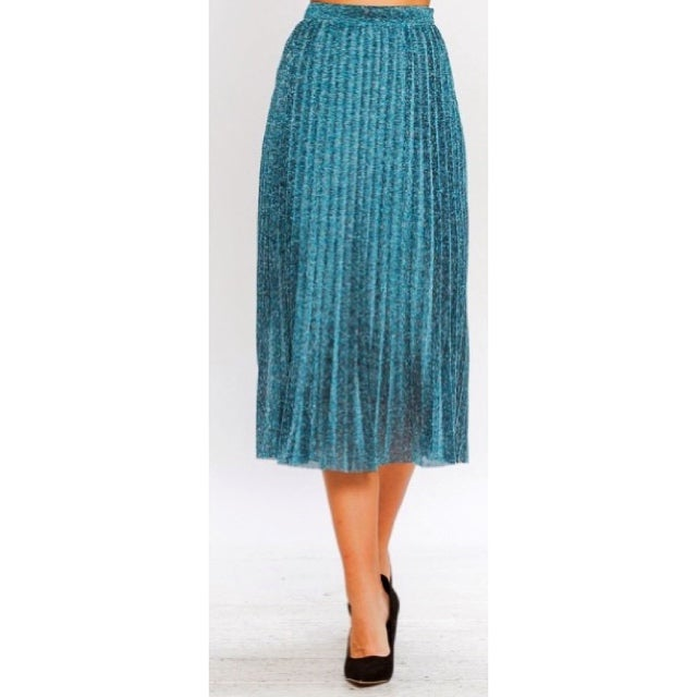 Image of Spark Pleated Skirt