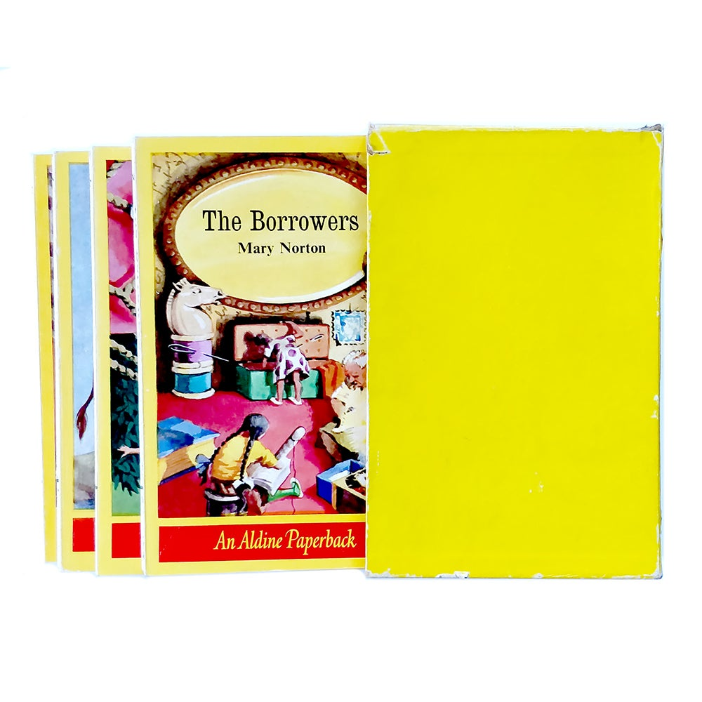 Image of The Borrowers Box Set