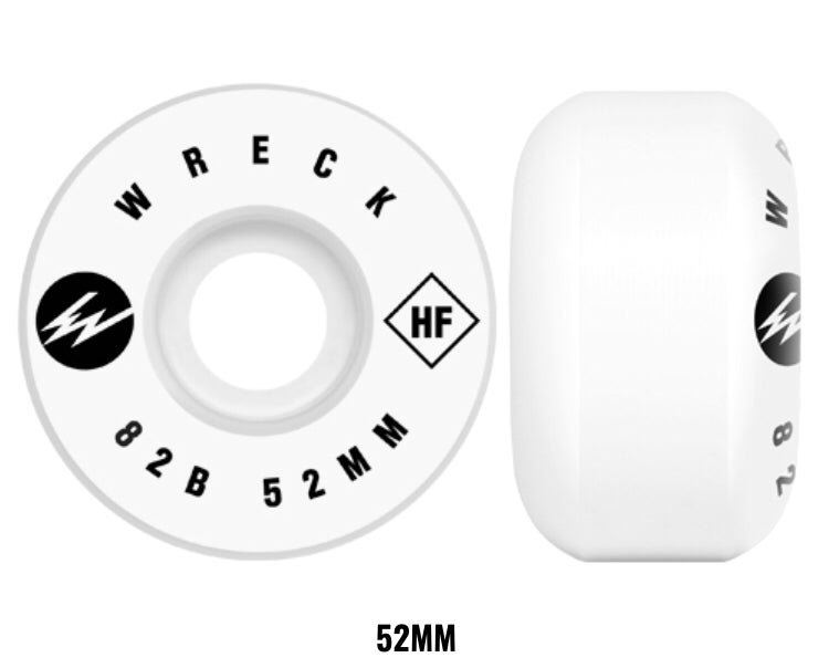 Image of Wreck Wheels Havoc 82B 52-54mm