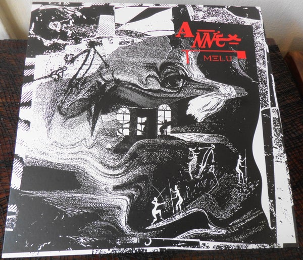 "Image of Annex ""Melu"" LP"