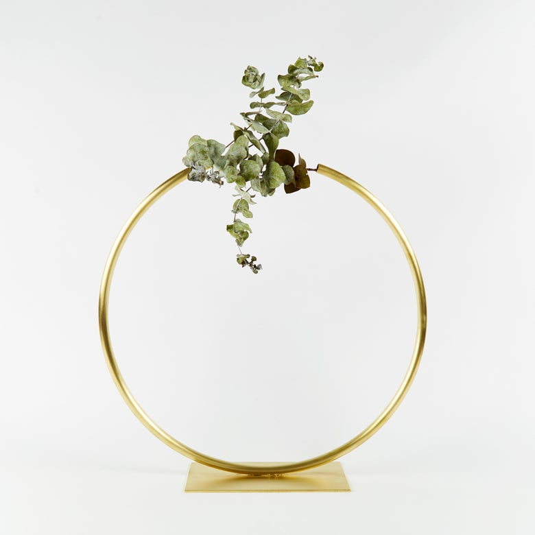 Image of Vase 538 - Almost a Circle Vase
