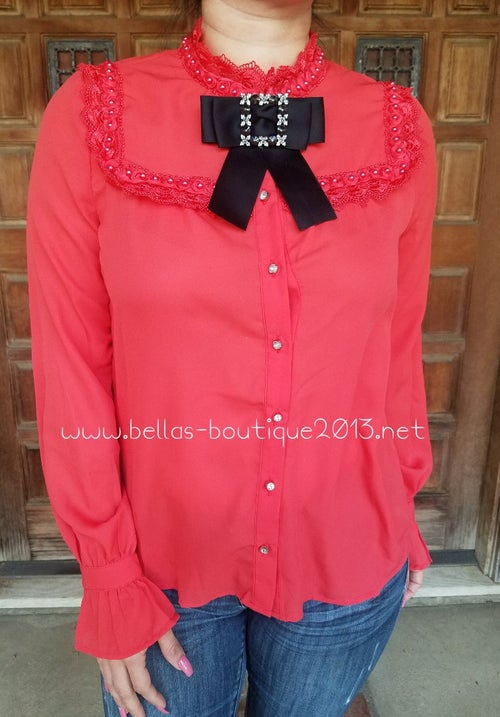 Image of Love Me Blouse