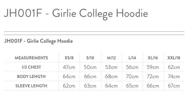 Image of FEMALE Dagger Hoodie