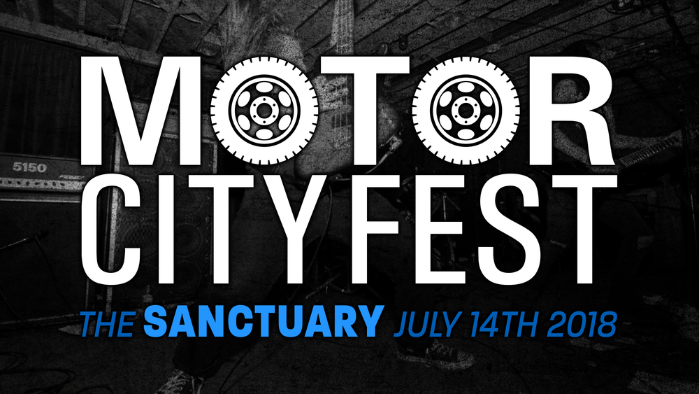 Image of Motor City Fest Ticket