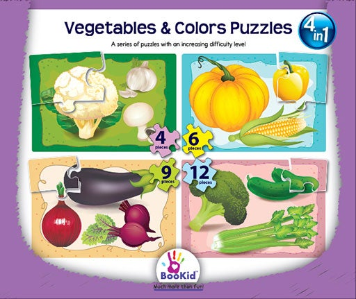 Image of Vegetables & Colors