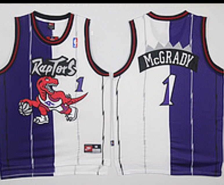 Image of Toronto Raptors Tracy McGrady #1