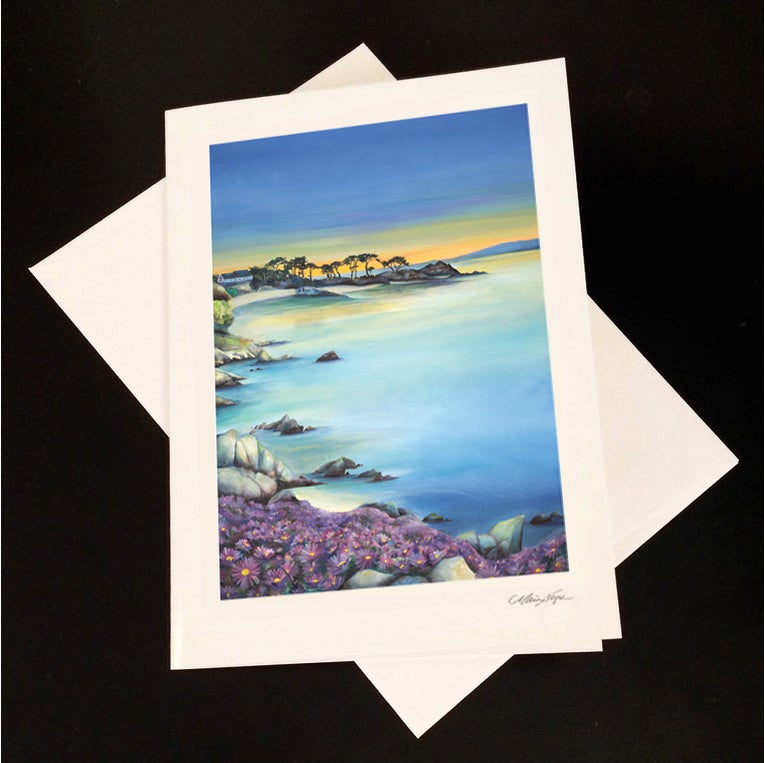Image of Lover's Point 5-Pack Greeting Card Set