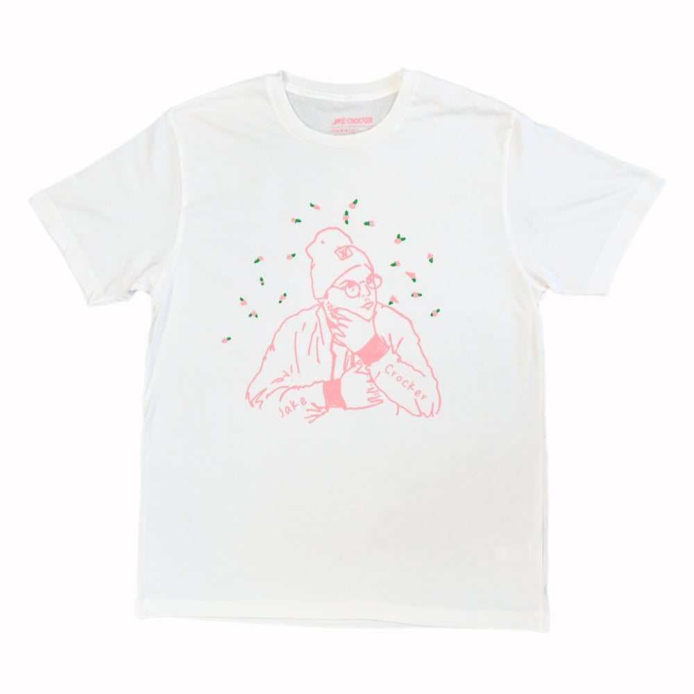 Image of Face Tee - White
