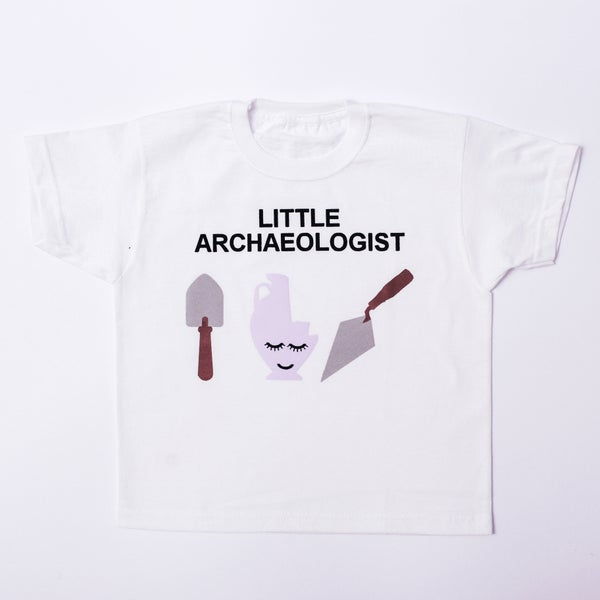 Image of Little Archaeologist Tee / Jumper