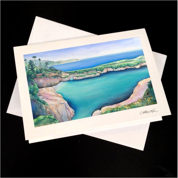 Image of Point Lobos 5-Pack Greeting Card Set