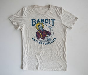 Image of Bandit Buttery Biscuits Tee