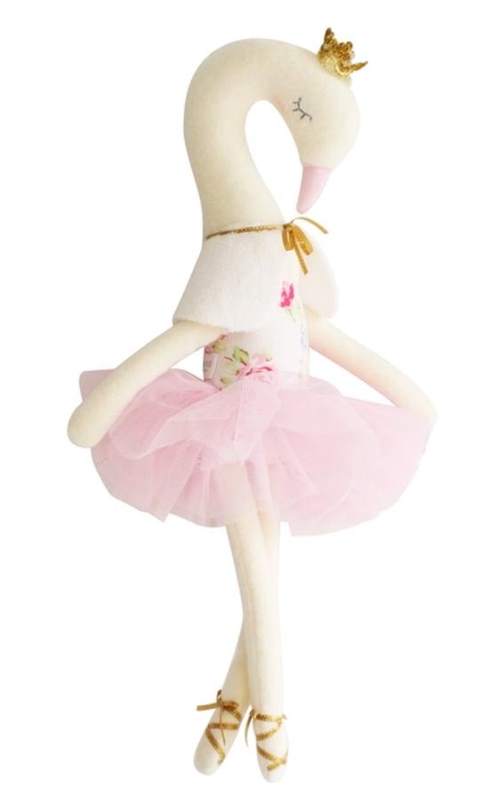 Image of Swan ballerina 43cm