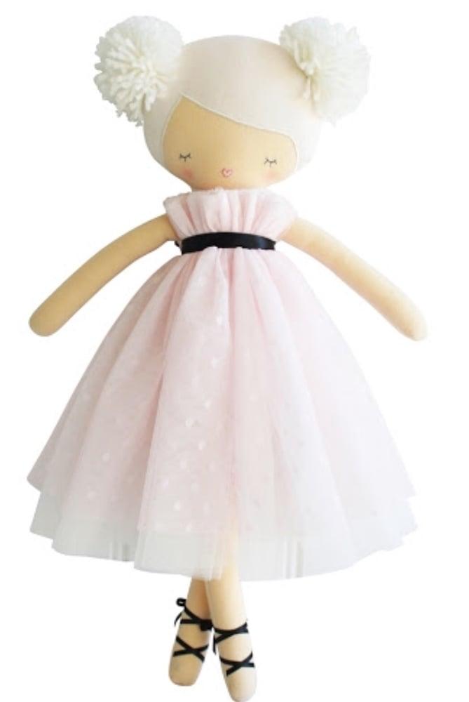 Image of Scarlett Pom Pom doll 48cm