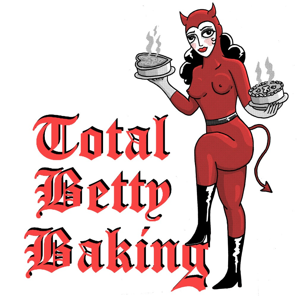 Image of PRESALE Total Betty Baking