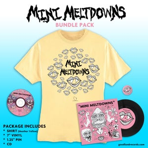 Image of Mini Meltdowns Bundle - Available Now