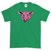 Image of Butcher Block Pig Head Tee
