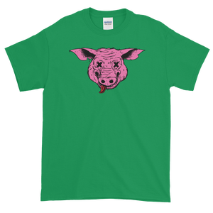 Image of Butcher Block Pig Head Tee