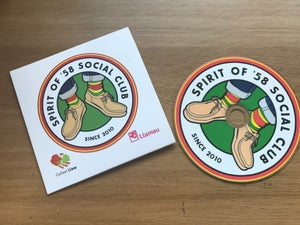 "Image of ""Spirit of '58 Social Club""   charity CD Volume 2"