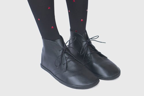 Image of Leona Boots - in Matte Black