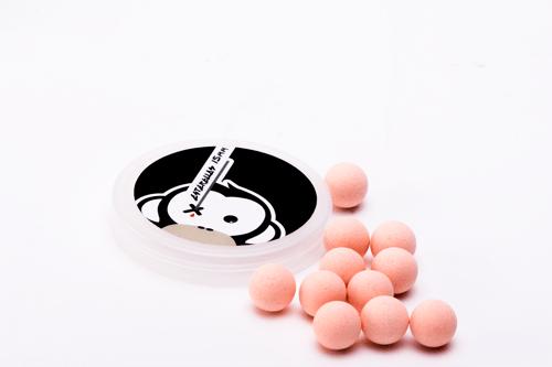 Image of Monkey Climber Esterella pop ups I Subtle Pink