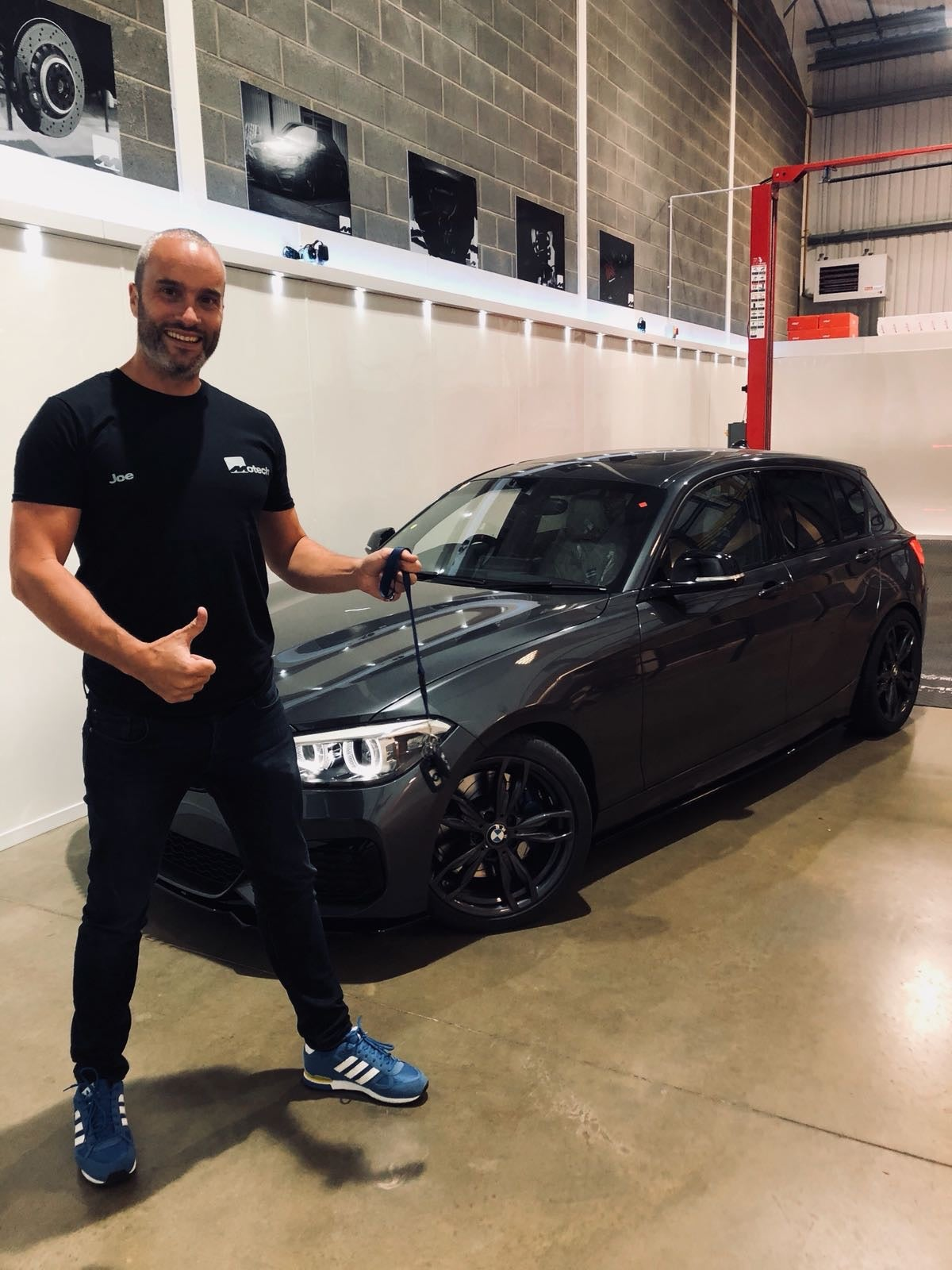 Image of BMW M140i Motech Shadow Edition+ (JOE ACHILLES SPECIAL)