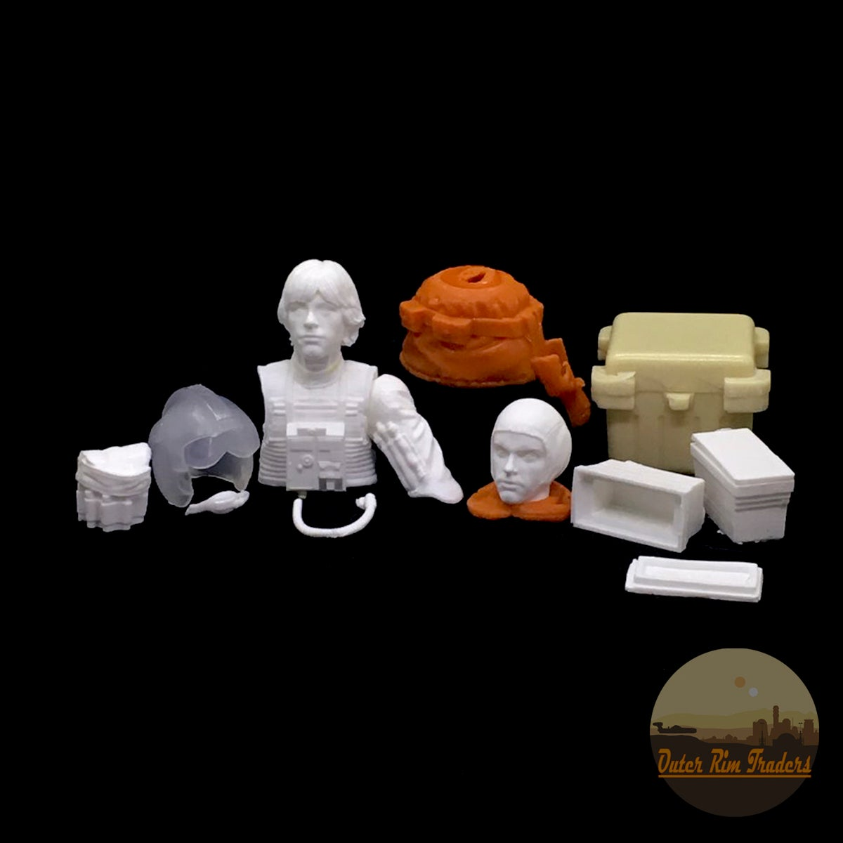 Image of Ultimate Red Five Set