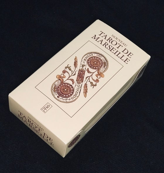 Image of 'NOUVEAU TAROT DE MARSEILLE' 2nd Edition