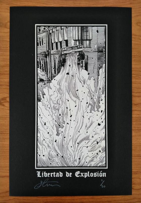 Image of 'LIBERTAD DE EXPLOSIÓN'