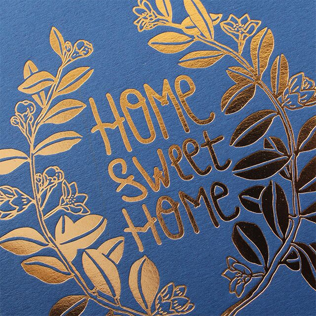 Image of CARTE HOME SWEET HOME