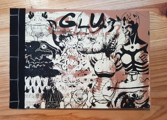 Image of GLU.3 SCREENPRINTED LTD EDN.