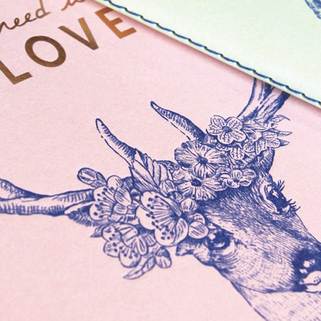 "Image of CARNET COUSU ""ALL YOU NEED IS LOVE"""