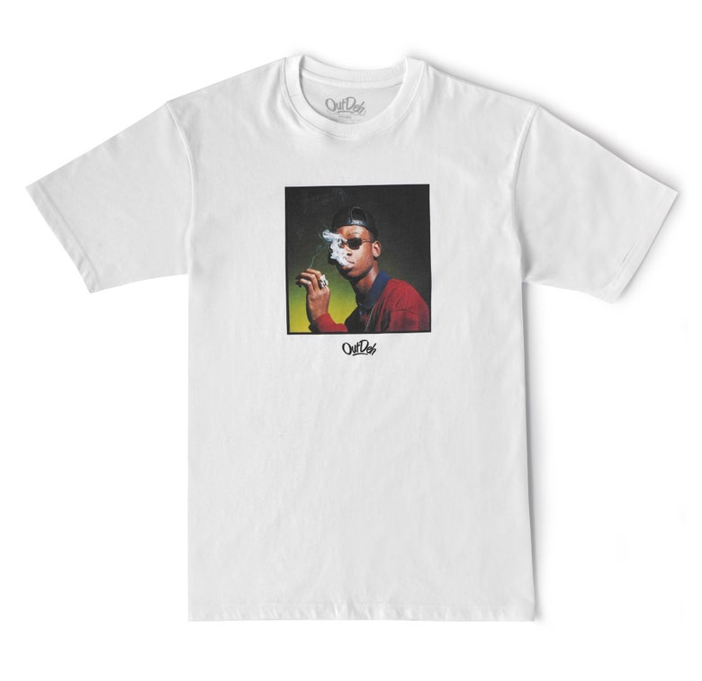 """Image of Out Deh x David Corio """"General"""" tee"""