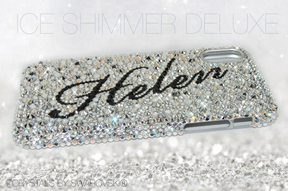 Image of Personalised Ice Shimmer Deluxe
