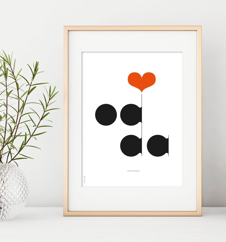 """Image of Love Odda - """"Fritt fra Oddisk"""""""