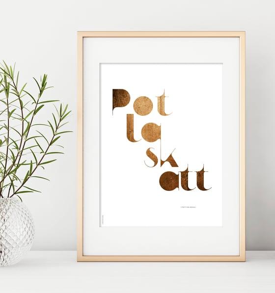 """Image of Potlaskatt - """"FRITT FRA ODDISK"""""""