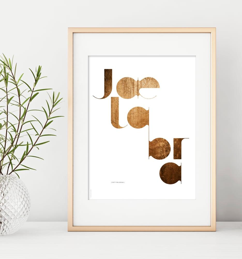 """Image of Jæla bra - """"FRITT FRA ODDISK"""""""