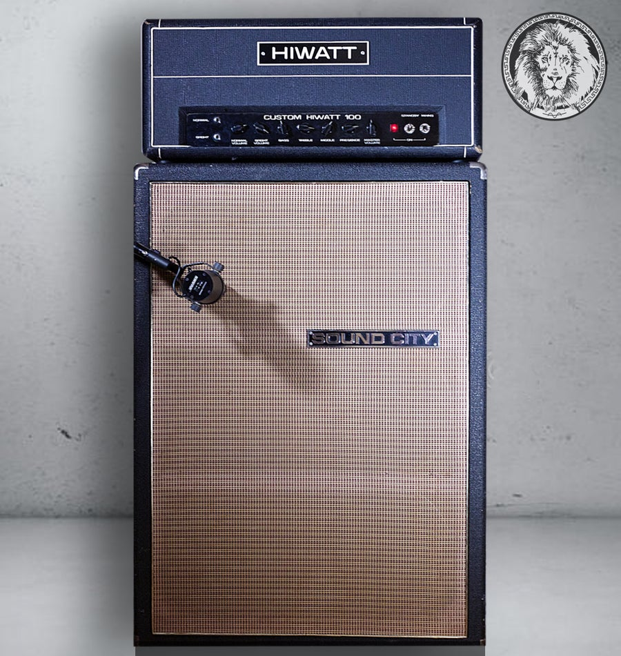 Image of  Hiwatt Custom 100 DR103 1978- Ultimate Pack