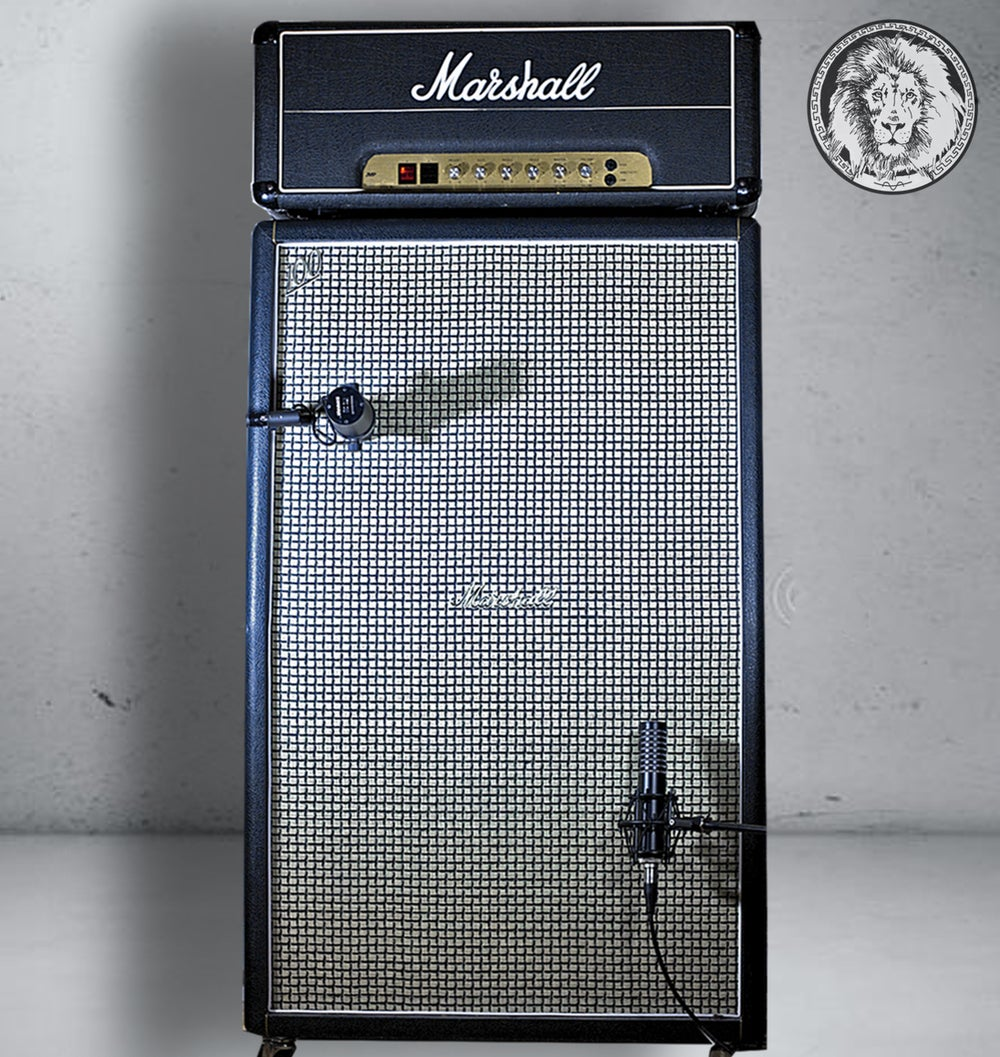 Image of Marshall Jmp Mk2 Master Model 100 watts Lead- Kemper profiles