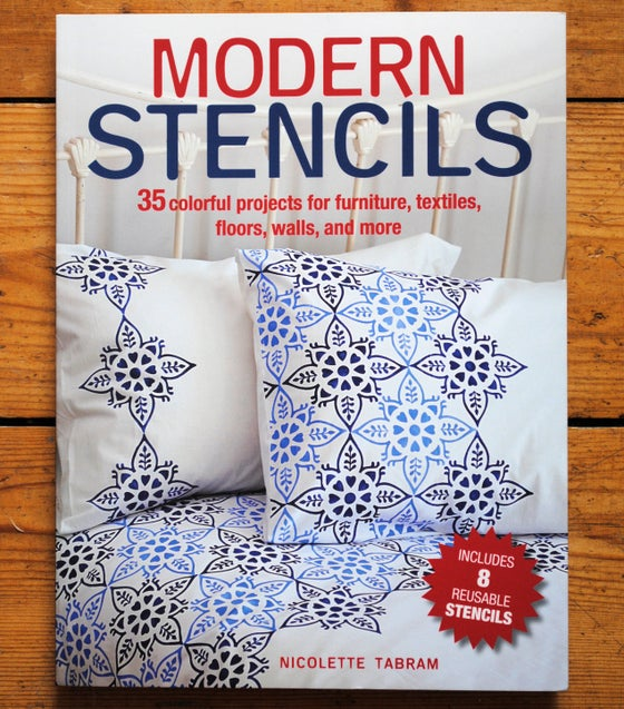 Image of Modern Stencils Book