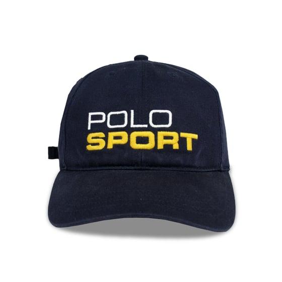 Image of Polo Sport Ralph Lauren Vintage Cap Strapback