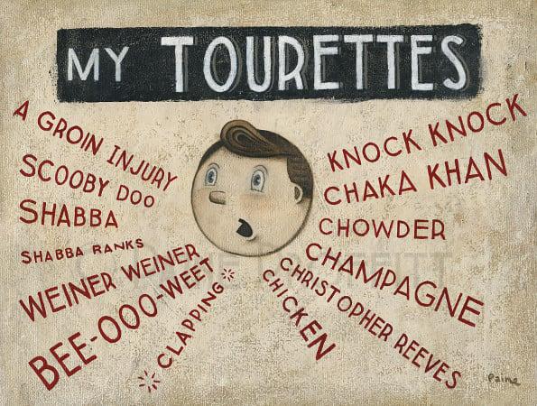 Image of My Tourettes