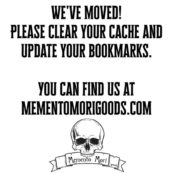Image of Memento Mori Hat