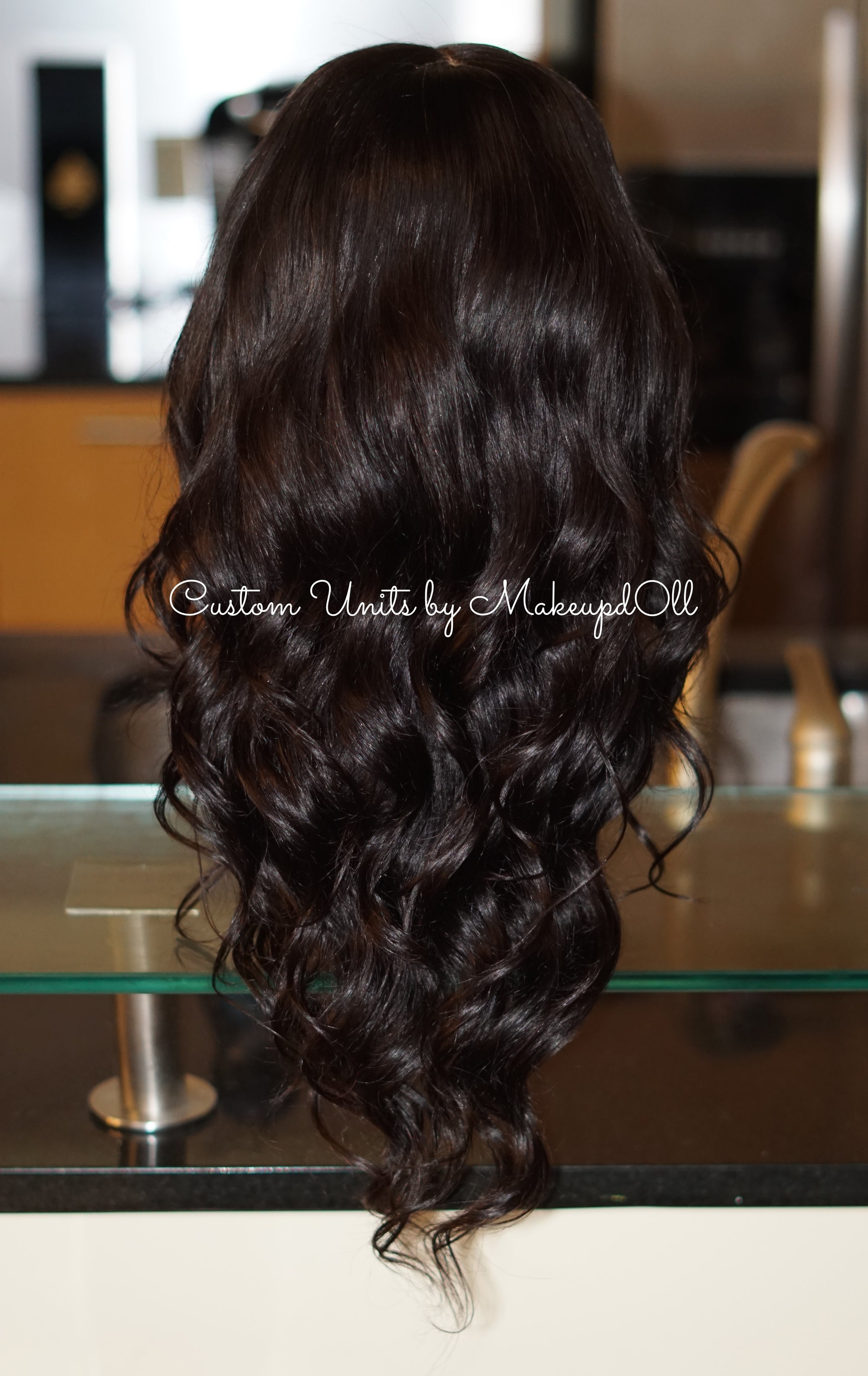 "Image of Peruvian Body Wave 24"" Custom Wig!"