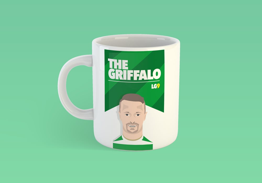 Image of The Griffalo mug
