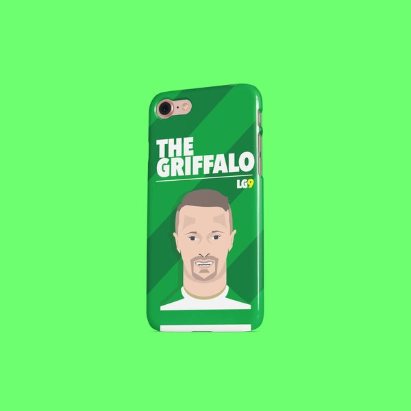 Image of The Griffalo phone case