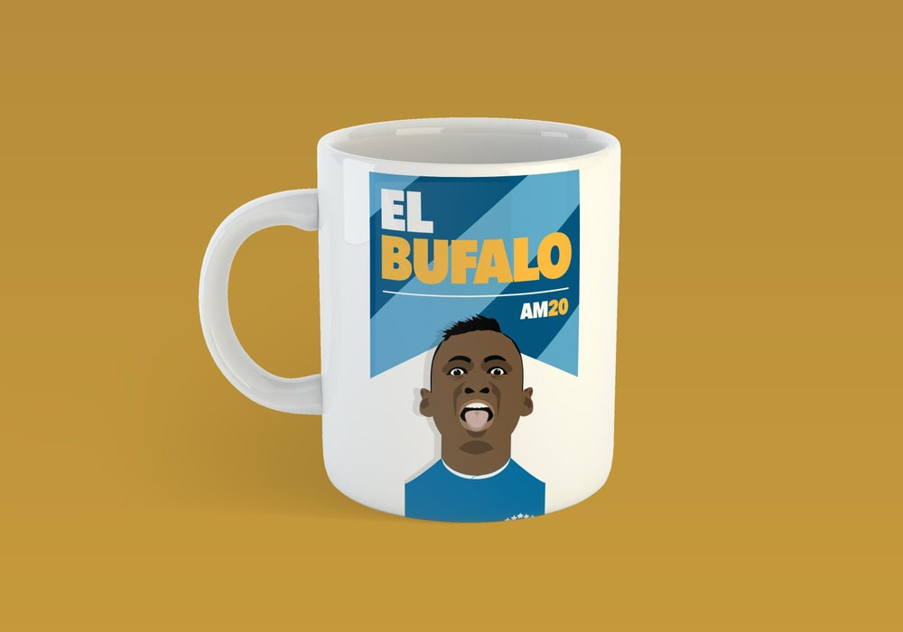 Image of El Bufalo mug - 20% OFF!