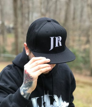 Image of JR Foreshadow Flat Brim Hat