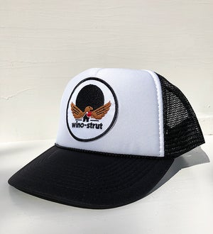 Image of wino-strut White Hat